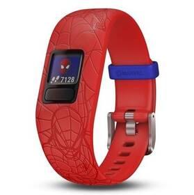 Fitness náramok Garmin Vívofit junior2 Disney Spider-Man (010-01909-16) červené