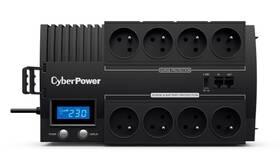 Záložný zdroj Cyber Power Systems BRICs LCD UPS 700VA/420W (BR700ELCD-FR)