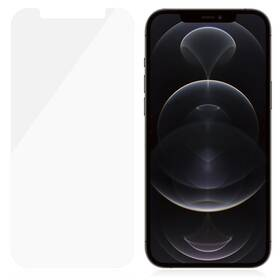 Tvrdené sklo PanzerGlass Standard Antibacterial na Apple iPhone 12/12 Pro (2708)