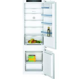 Kombinácia chladničky s mrazničkou Bosch Serie | 4 KIV87VFE0 biela