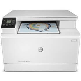 Tlačiareň multifunkčná HP Color LaserJet Pro MFP M182n (7KW54A#B19) biely
