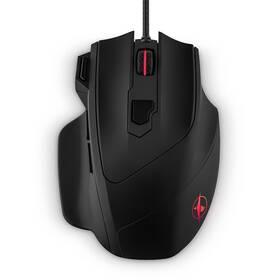 Myš Niceboy ORYX M400 čierna