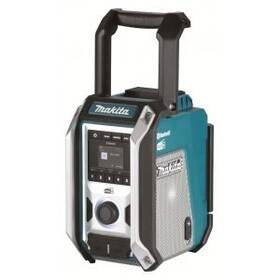 Radiopřijímač stavební Makita DMR115 DAB, Bluetooth, USB bez akumulátoru