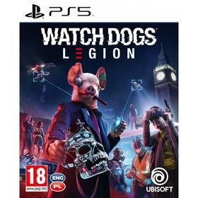 Hra Ubisoft PlayStation 5 Watch Dogs Legion (USP58411)