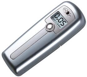 Alkoholtestér V-NET AL-2500 silver strieborný