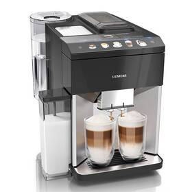 Espresso Siemens TQ507R03 čierne/nerez