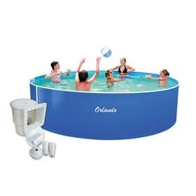 Bazén kruhový Marimex Orlando 3,66x0,91, 10340197