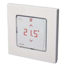 Termostat Danfoss Icon prostorový termostat 24V, 088U1050, podomítková montáž (088U1050)