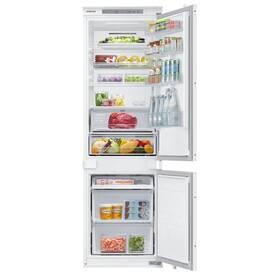 Kombinácia chladničky s mrazničkou Samsung BRB26605FWW biela