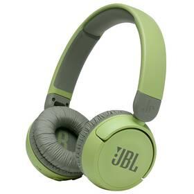 Slúchadlá JBL JR 310BT zelená