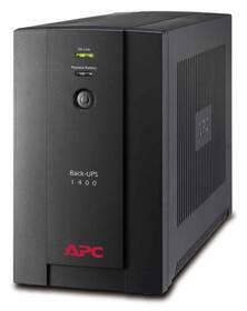Záložný zdroj APC Back-UPS 1400VA (BX1400U-FR)