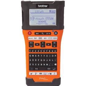 Tlačiareň štítkov Brother PT-E550WVP s kufrem (PTE550WVPYJ1)
