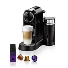 Espresso DeLonghi Nespresso CitiZ&Milk EN267.BAE čierne