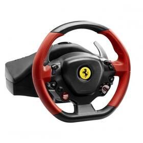 Volant Thrustmaster Ferrari 458 Spider pro Xbox One, One X, One S, Series  + pedály (4460105) čierny