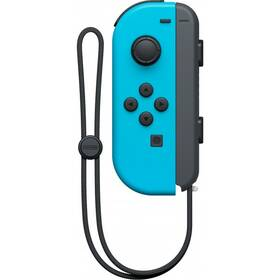 Gamepad Nintendo Joy-Con (L) (NSP032) modrý