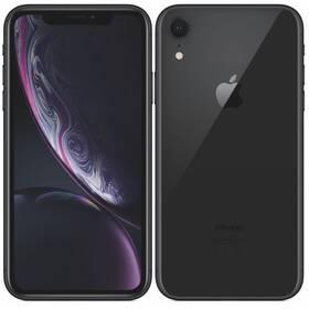 Mobilný telefón Apple iPhone XR 64 GB - black (MH6M3CN/A)