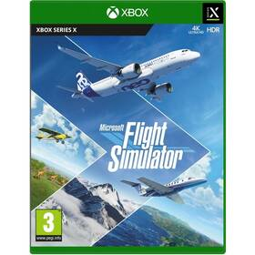 Hra Microsoft Xbox Series Flight Sim 2020 (8J6-00019)
