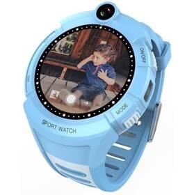 Inteligentné hodinky Carneo GuardKid+ GPS dětské (8588006962536) modré