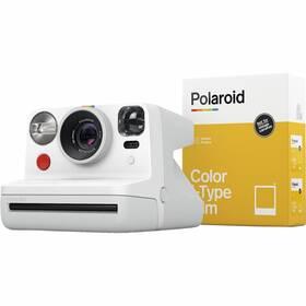 Digitálny fotoaparát Polaroid Now a fotopapier biely
