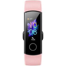 Fitness náramok Honor Band 5 (55026754) ružový