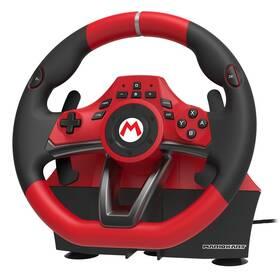 Volant HORI Mario Kart Racing Wheel Pro DELUXE (NSW-228U) čierna