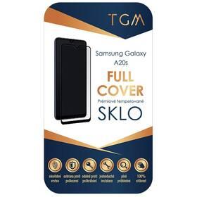 Tvrdené sklo TGM Full Cover na Samsung Galaxy A20s (TGMFCSGA20S) čierne