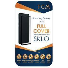 Tvrdené sklo TGM Full Cover na Samsung Galaxy A52 4G/5G (TGMFCSAMA52) čierne