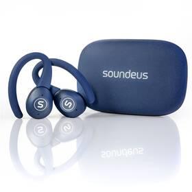 Slúchadlá Soundeus Fortis 5S (FOR5S) modrá