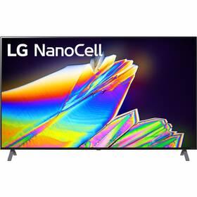 Televízor LG 65NANO95 strieborná