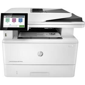 Tlačiareň multifunkčná HP LaserJet Enterprise MFP M430f (3PZ55A#B19) biela