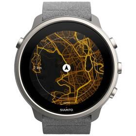 GPS hodinky Suunto 7 - Stone Gray Titanium (SS050567000 )