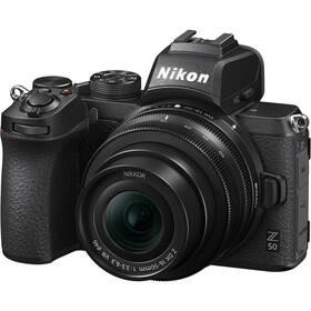 Digitálny fotoaparát Nikon Z50 + 16-50 VR (VOA050K001) čierny