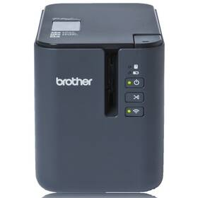 Tlačiareň štítkov Brother PT-P900W (PTP900WYJ1)