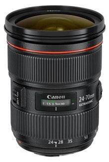 Canon EF 16-35mm f/4,0 L IS USM, černá