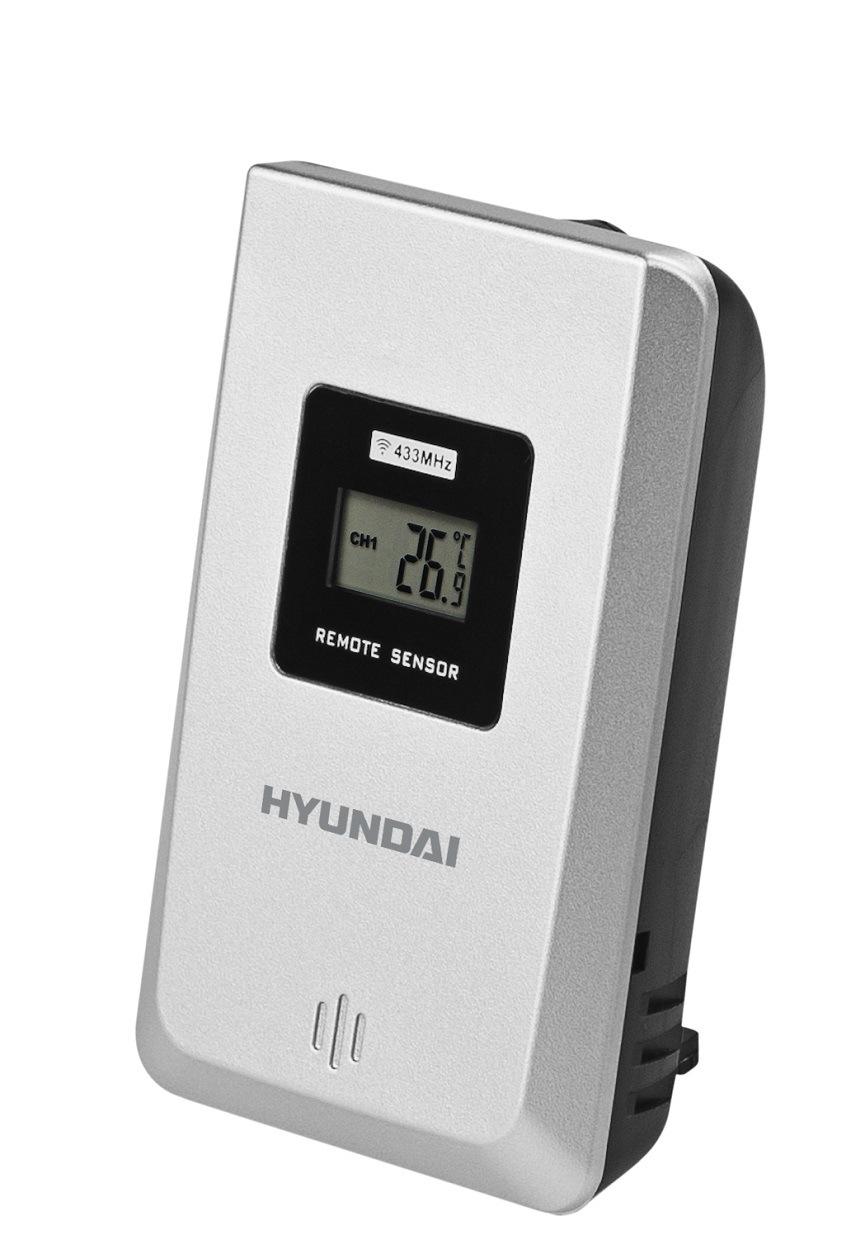 Hyundai WS 1070S, strieborná
