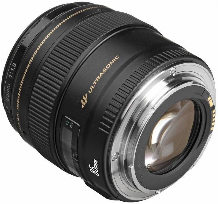 Objektiv Canon EF 85 mm f/1.8 USM (2519A019AA)