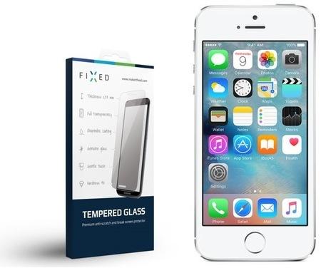 Ochranné sklo FIXED pro Apple iPhone 5/5s/5c