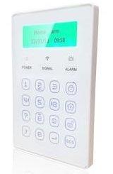 Alarm iGET SECURITY P13 (SECURITY P13) bílé