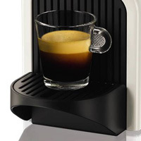 Krups Nespresso Inissia, bílá