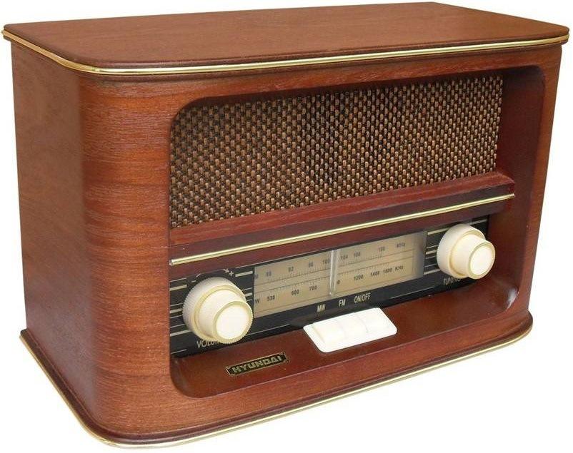 Radiopřijímač Hyundai Retro RA 601
