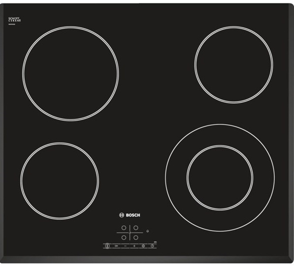 Bosch PKF651B17E, černá