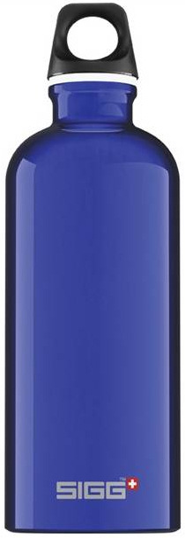 Sigg Traveller Dark Blue 0,6 l, modrá