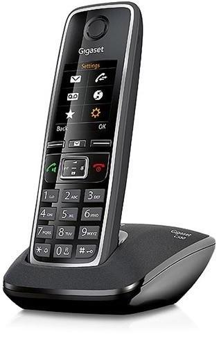 Siemens C530 IP – základna telefonu