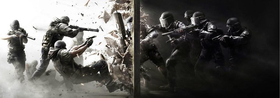 Xbox One Tom Clancy's Rainbow Six: Siege