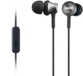Sony MDR-EX450APH, šedá