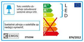 Energetický štítek SK
