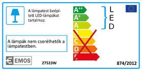 Energetický štítek HU